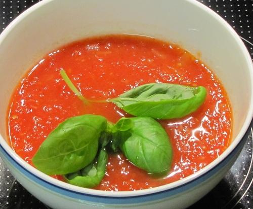 Sattmacher Tomatensuppe für 0 ProPoints