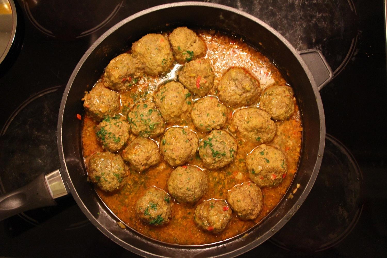 Marokkanische Fleischbällchen