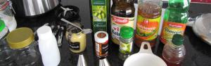 Dressig oder Salatcreme auf Vorrat