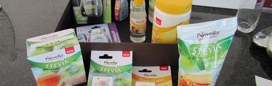 Stevia und Sucralose Blog