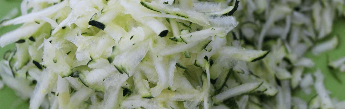 3 Zucchini-Rezepte