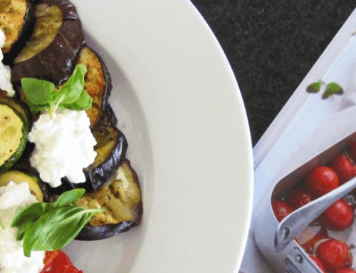 Türkisches Gemüseblech mit Hüttenkäse | Das grosse SmartPoints Kochbuch | Weight Watchers Sattmacher